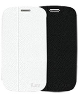 Galaxy S4 Stand Cover - iLuv