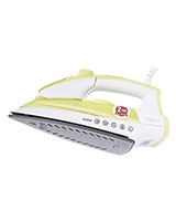 Steam Iron Green 2000 Watt ST-CC0222 - Saturn