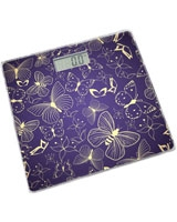 Bathroom Scale Butterfly ST-PS0282 - Saturn
