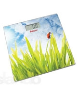 Bathroom Scale Grass ST-PS0282 - Saturn