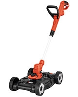Grass Cutter 3-IN-1 550W String Trimmer - Black & Decker