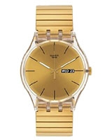 Ladies' Watch Unisex Dazzling Light L SUOK702A - Swatch