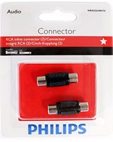 In-line connector RCA SWA2564W - Philips