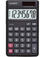 Pocket Calculator SX-300 - Casio