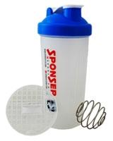 Shaker 600 ml - Sponser