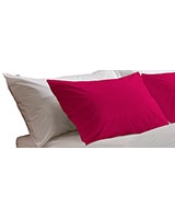 Fashion pillowcase 144 TC Sangria color - Comfort