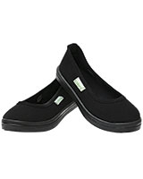 Gilrs Slip On Balck Shoes JY-CO7935 - Colors