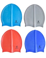 Swimming Cap For Men & Women With Long Hair - Grilong