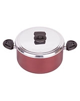 Timeless Stew Pot With Aluminium Lid - Nouval