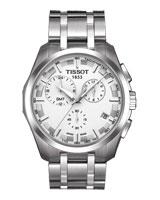 Mens Couturier Quartz Chronograph GMT T035.439.11.031.00 - Tissot