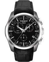 Mens Couturier Quartz Chronograph GMT T035.439.16.051.00 - Tissot