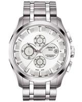 Couturier Automatic Chronograph T03562711031 - Tissot