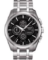 Mens Couturier Automatic Chronograph C01.211 T035.627.11.051.00 - Tissot