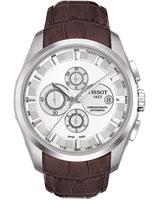 Mens Couturier Automatic Chronograph C01.211 T035.627.16.031.00 - Tissot