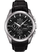 Couturier Automatic Chronograph T03562716051 - Tissot
