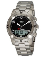 Men's T-Touch II Watch T04742011051 - Tissot