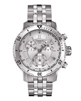 Mens PRS200 Chronograph Watch T067.417.11.031.00 - Tissot