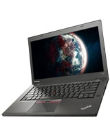 ThinkPad T450 Laptop i7-5600U/ 8G/ 256G SSD/ Intel Graphics/ Win7 Pro/ Black - Lenovo