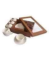Tea Set 12 Pieces T4747 - Home