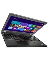 ThinkPad T550 Laptop i7-5600U/ 8G/ 256G SSD/ Intel Graphics/ Win7 Pro/ Black - Lenovo