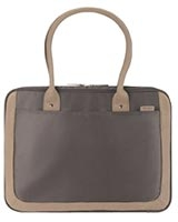 "Ladies Cammeo Laptop Slipcase Brown 15.6"" TBT245EU - Targus"