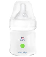 Feeding Bottle 100 ml +0M TC5001-1 - TOTcare