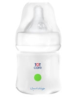 Feeding Bottle 100 ml +3M TC5001-2 - TOTcare