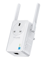 300Mbps Wi-Fi Range Extender with AC Passthrough TL-WA860RE - TP-LINK