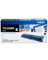 Color Toner Cartridge Black TN-240BK - brother