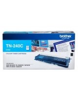 Color Toner Cartridge Cyan TN-240C - brother