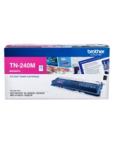 Color Toner Cartridge Magenta TN-240M - brother