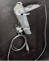 Top Line Hair Dryer Holder TP-11007 - Everloc