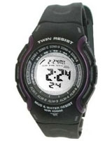 Digital-Water resist Watch TRT-101H-3AVHDF - Casio