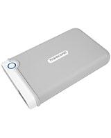 StoreJet® 100 Portable Hard Drive 2TB - Transcend