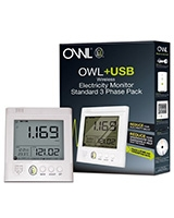 Energy Monitoring and Analysis USB TSE004-052 - Owl