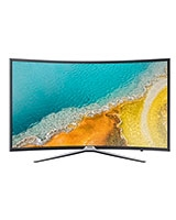 "LED Full HD Curved Smart TV Series 6 55"" UA55K6500 - Samsung"