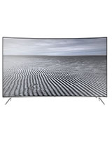 "LED SUHD 4K Curved Smart TV Series 8 55"" UA55KS8500 - Samsung"