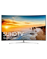 "LED Curved 4K SUHD TV Series 9 55"" UA55KS9500 - Samsung"