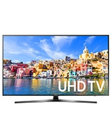 "LED 4K UHD Smart TV Series 7 55"" UA55KU7000 - Samsung"