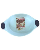Oval Porcelain 16.5 cm Packing Dish - Home