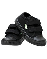 Boys/Girls Uniform Black Shoes JY-CO7933 - Colors