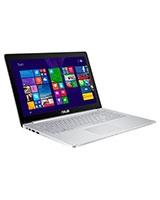 ZenBook Pro UX501JW i7-4720HQ/ 12G/ 1TB + 128 SSD/ Nvidia 4GB/ Win 10/ Silver - Asus