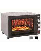 Electrical oven 52L with Rotisserie 4004T - Efba