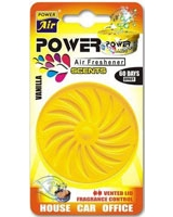 Air Freshener Power Scents Vanilla - Power Air