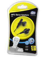 Stereo MP3 Headset V291K - SBS