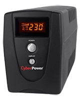 Backup Soho Series Value600E LCD - Cyber Power