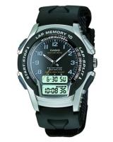 Lap Memory Watch WS-300B-1BVSUF - Casio
