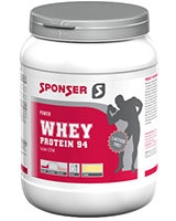 Whey94 850g + Free Water Bottle 500 ml - Sponser