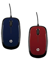 Revolutionary X1200 Wired Mouse - HP