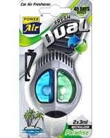 Air Freshener Dual Fresh Paradise - Power Air